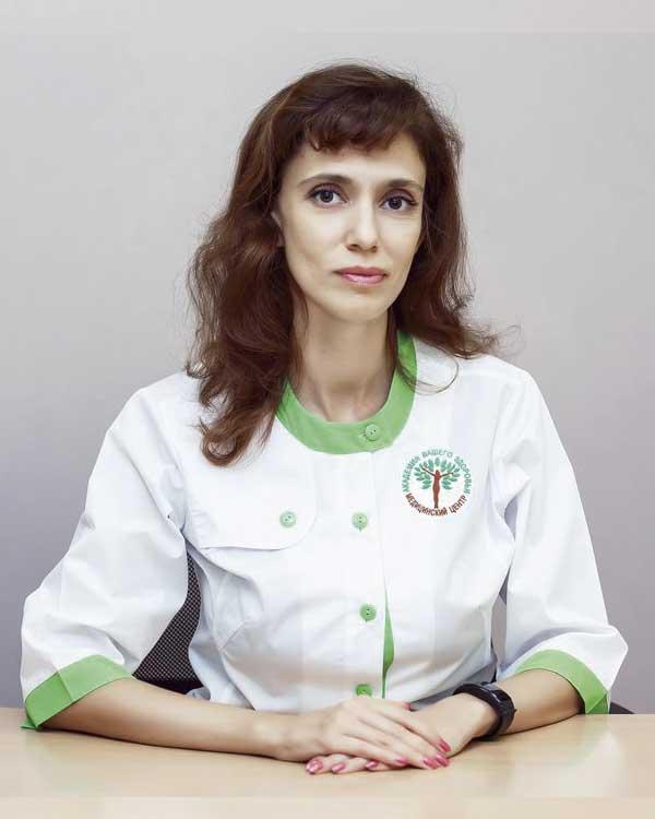 Берліна Тетяна Яківна