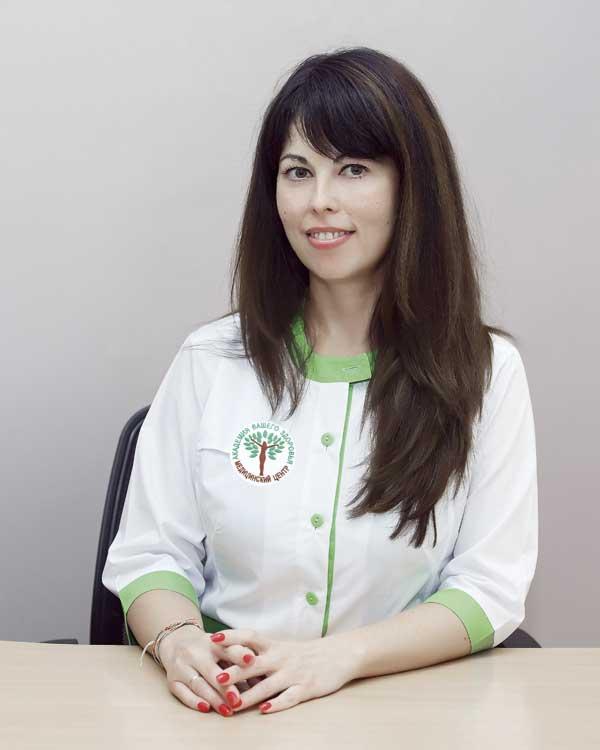 Хохлова Тетяна Петрівна