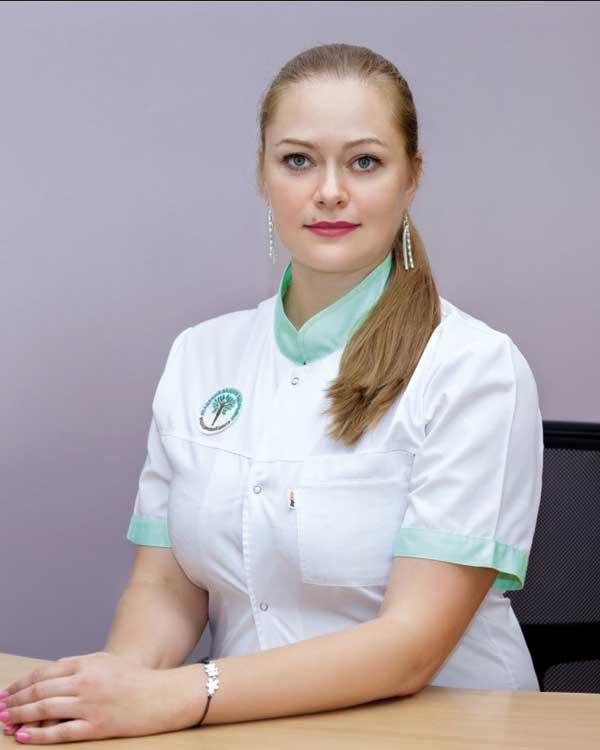 Ісламова Анна Олегівна