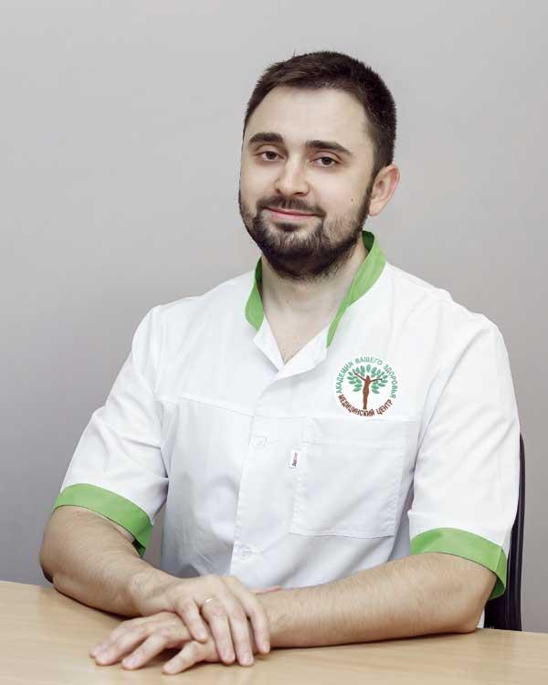 Хомутов Дмитро Володимирович