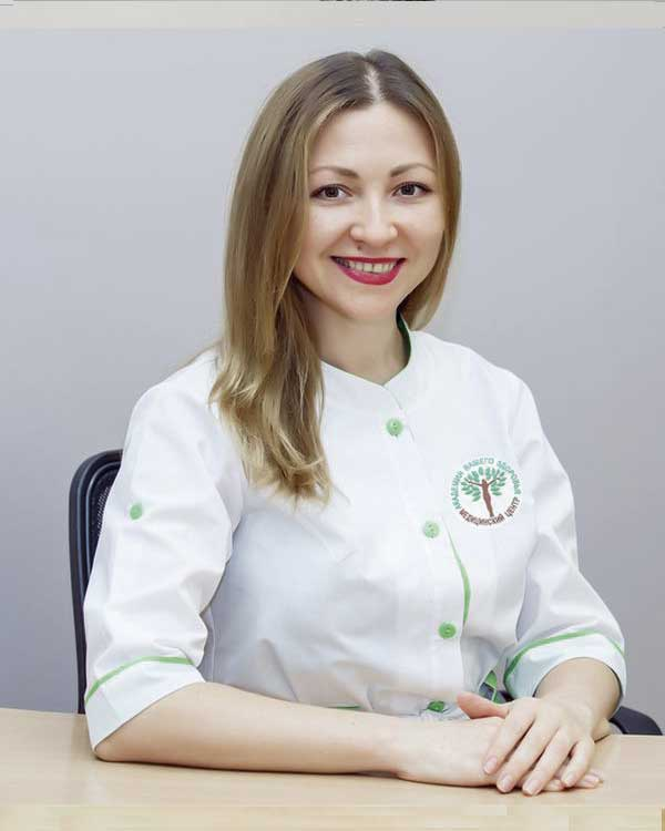 Мартовицкая Екатерина Викторовна