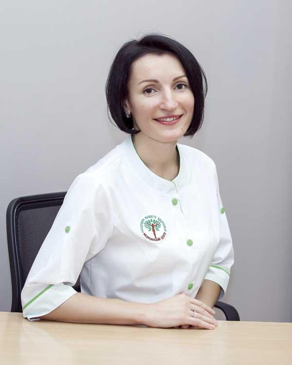 Недиля Ирина Сергеевна