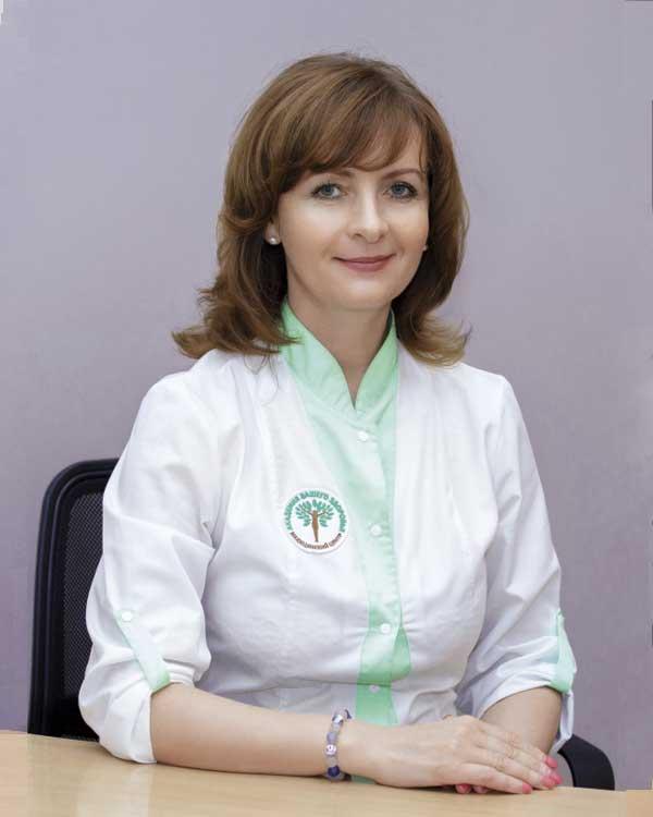 Шарма Наталя Адамівна