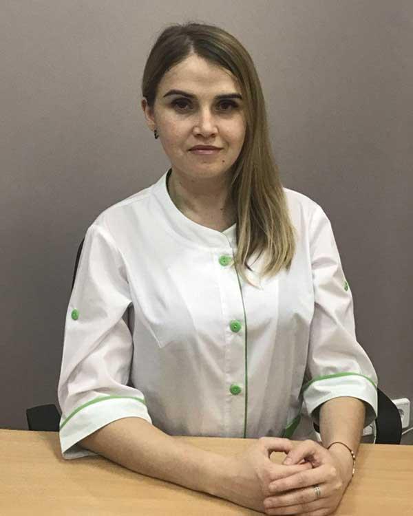 Пучко Марина Сергеевна