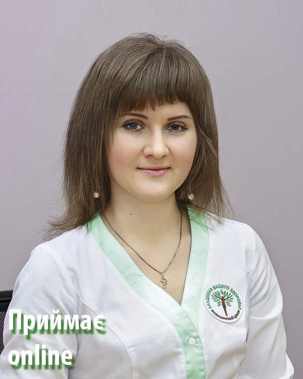 Мищишен Христина Зіновіївна